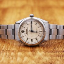 Rolex 6565 Acero 1955 Oyster Perpetual 34mm usados