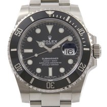 Rolex Remontage automatique Noir 40mm occasion Submariner Date