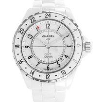 Chanel J12 Céramique 42mm Blanc