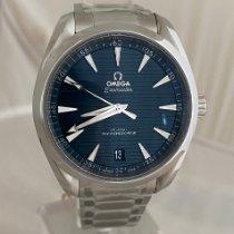 Omega 220.10.41.21.03.004 Steel 2021 Seamaster Aqua Terra 41mm new