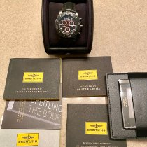Breitling Superocean Chronograph M2000 Staal