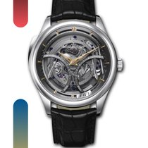 Jaeger-LeCoultre Master Grande Tradition Q501T450 Very good Titanium 44mm Manual winding
