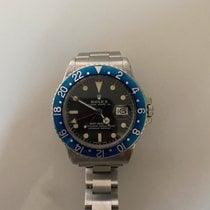Rolex GMT-Master Steel 40mm Black No numerals United States of America, California, Valencia