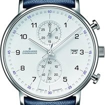 Junghans FORM C Steel 40mm White United States of America, New Jersey, River Edge
