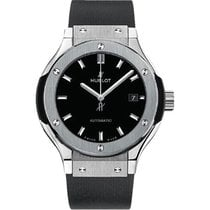 Hublot Titanium 38mm Automatic 565.NX.1171.RX new