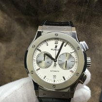 Hublot Classic Fusion Chronograph pre-owned 42mm Chronograph Date Fold clasp