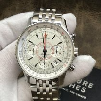 Breitling Montbrillant 01 Steel 40mm United States of America, New York, New York