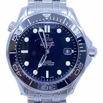 Omega 212.30.41.20.01.003 Steel Seamaster Diver 300 M 41mm pre-owned United States of America, Florida, Naples