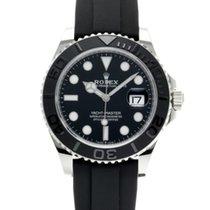 Rolex (ロレックス) ヨットマスター 42 新品 2020 自動巻き 正規のボックスと正規の書類付属の時計 226659