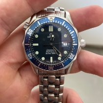 Omega Seamaster Diver 300 M 2531.80 Good Steel 41mm Automatic South Africa, 4399