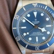 Tudor Black Bay Fifty-Eight Stål 39mm Blå Ingen tall