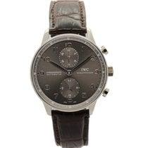 IWC Portuguese Chronograph IW371431 2007 usados