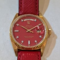 Rolex Day-Date 36 Yellow gold No numerals Singapore, Singapore