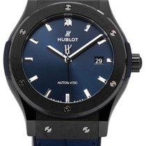 Hublot Classic Fusion Blue occasion 42mm Cuir