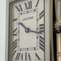 Cartier Tank Solo new 2020 Quartz Watch with original box and original papers W5200014