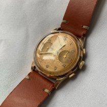 Chronographe Suisse Cie 18ct Rose Gold 1955 usados