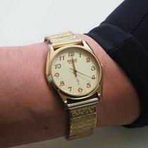 세이코 스틸 35mm 쿼츠 중고시계