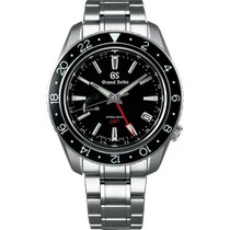 Seiko Grand Seiko Steel 44mm Black No numerals United States of America, Florida, Boca Raton