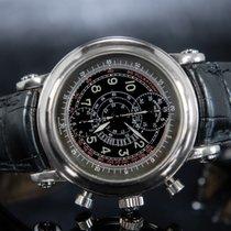 Franck Muller 7000 CC Très bon Or blanc 39mm Remontage automatique