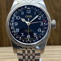 Oris Steel 40mm Automatic 01 754 7741 4037-Set LS pre-owned