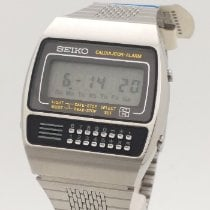 Seiko Steel 35mm Quartz C359-5000 new