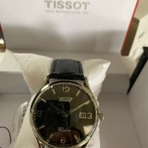 Tissot Heritage Visodate new 2019 Quartz Watch with original box and original papers T118.410.16.057.00