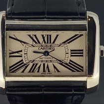 Cartier Tank Divan 2612 2007 подержанные