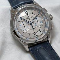 Jaeger-LeCoultre Master Chronograph Steel Silver United States of America, North Carolina, Charlotte