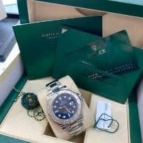 Rolex Yacht-Master 40 Steel 40mm Blue No numerals United States of America, New Jersey, Totowa