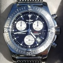 Breitling Colt Chronograph Steel 41mm Black No numerals United States of America, Utah, Eagle Mountain