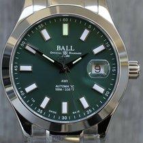 Ball Engineer III Steel 40mm Green No numerals