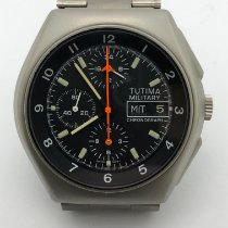 Tutima Military Steel 43mm Black