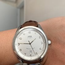 Oris Gold/Steel 44mm Automatic 7512 pre-owned Indonesia, Tangerang