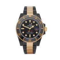 Rolex Submariner Date 116613LN 2019 подержанные