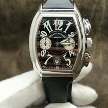 Franck Muller Conquistador Steel 35mm Arabic numerals United States of America, New York, New York