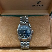 Rolex Datejust 116234 1989 pre-owned