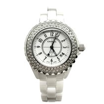Chanel H0967 Ceramic J12 33mm pre-owned