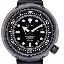 Seiko Marinemaster 52.4mm Noir