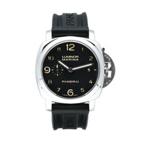 Panerai Luminor Marina 1950 3 Days Automatic Steel 44mm Black Arabic numerals United States of America, North Carolina, Matthews