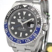 Rolex GMT-Master II 116710BLNR 2018 nouveau