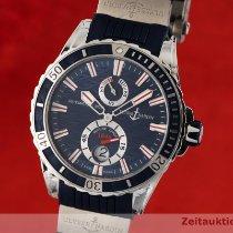 Ulysse Nardin Diver Chronometer Acier 44mm Bleu