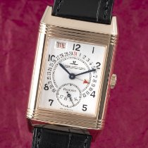 Jaeger-LeCoultre Reverso Grande Taille Rotgold 36.5mm Silber Deutschland, Chemnitz
