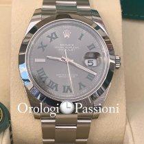 Rolex Acero 41mm Automático 126300 nuevo