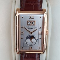 A. Lange & Söhne Cabaret Rose gold 43mm Silver Roman numerals