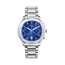 Piaget Polo S Steel 42mm Blue No numerals