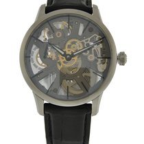 Maurice Lacroix Masterpiece Squelette Steel 43mm Transparent United States of America, California, Los Angeles
