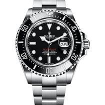 Rolex Sea-Dweller Steel 43mm Black No numerals United Kingdom, London