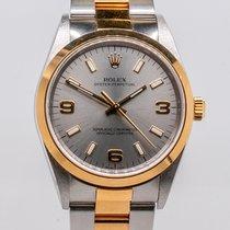 Rolex Oyster Perpetual Gold/Steel Grey United Kingdom, London