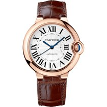 Cartier Rose gold 36.6mm Automatic WGBB0009 new