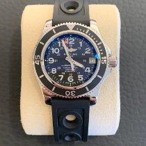 Breitling Superocean II 36 Steel Black